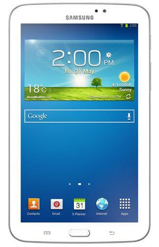 Productafbeelding van de Samsung Galaxy Tab 3 7.0 T211 WiFi+3G White
