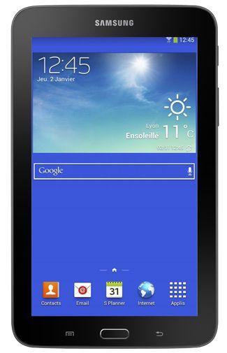 Productafbeelding van de Samsung Galaxy Tab 3 Lite 7.0 T1100 8GB WiFi Black