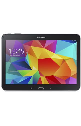 Productafbeelding van de Samsung Galaxy Tab 4 10.1 T530 16GB WiFi Black