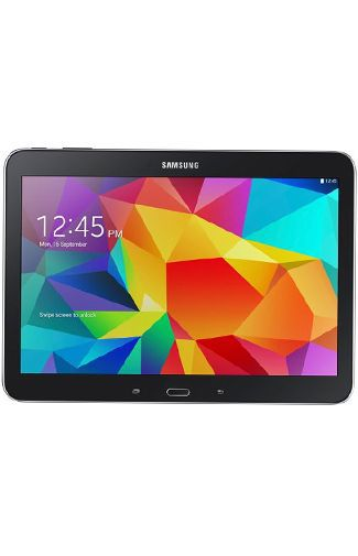 Productafbeelding van de Samsung Galaxy Tab 4 10.1 T533 VE 16GB WiFi Black