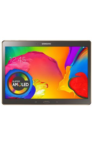 Productafbeelding van de Samsung Galaxy Tab S 10.5 T805 16GB 4G Titanium Bronze