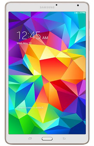 Productafbeelding van de Samsung Galaxy Tab S 8.4 T705 16GB 4G White
