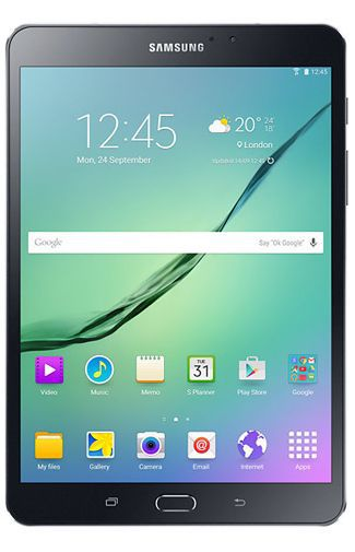 Productafbeelding van de Samsung Galaxy Tab S2 VE 8.0 (2016) T713 32GB WiFi Black