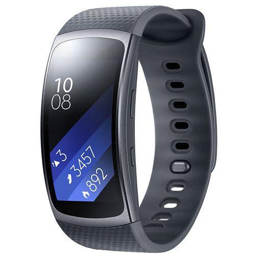 Produktimage des Samsung Gear Fit 2 Large SM-R360 Grau