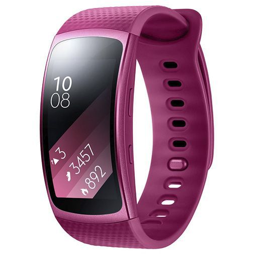 Productafbeelding van de Samsung Gear Fit 2 Large SM-R360 Pink