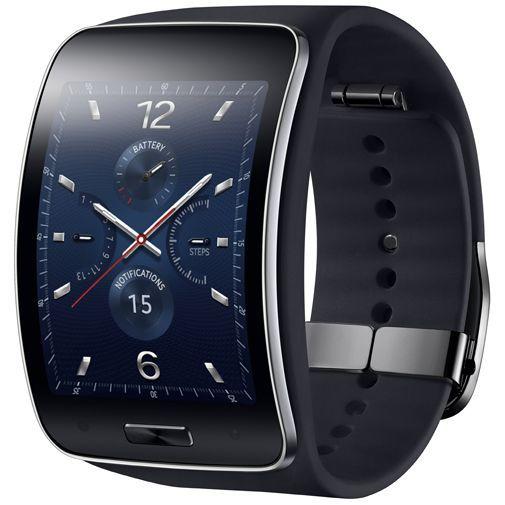Productafbeelding van de Samsung Gear S Black