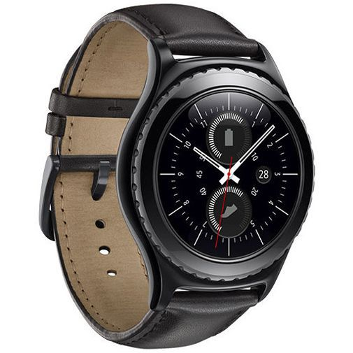 Productafbeelding van de Samsung Gear S2 Classic SM-R732 Black