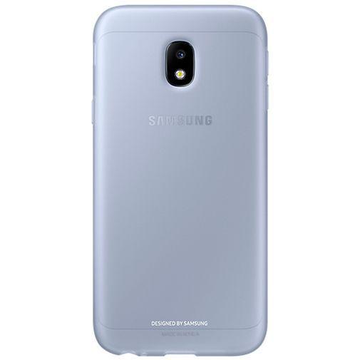 Productafbeelding van de Samsung Jelly Cover Blue Galaxy J3 (2017)