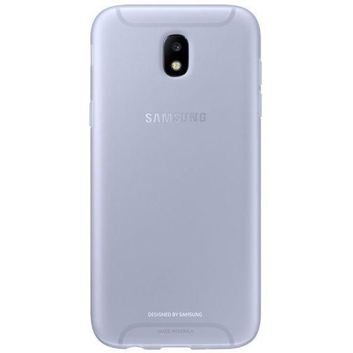 Productafbeelding van de Samsung Jelly Cover Blue Galaxy J5 (2017)