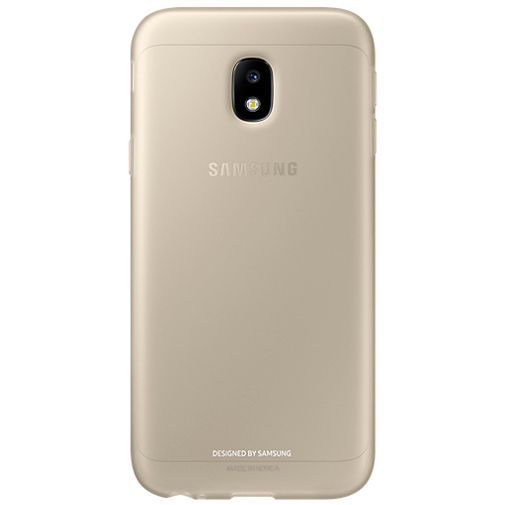 Productafbeelding van de Samsung Jelly Cover Gold Galaxy J3 (2017)
