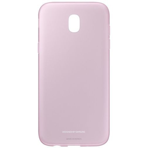 Produktimage des Samsung Jelly Cover Pink Galaxy J5 (2017)