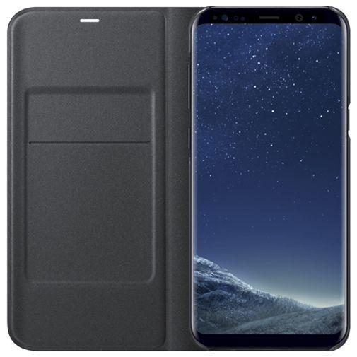 Productafbeelding van de Samsung LED View Cover Black Galaxy S8+
