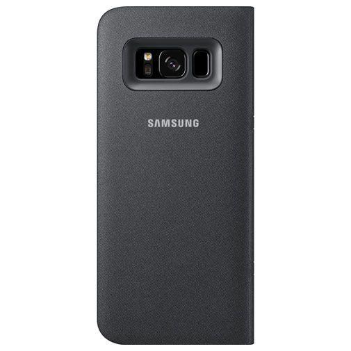 Productafbeelding van de Samsung LED View Cover Black Galaxy S8