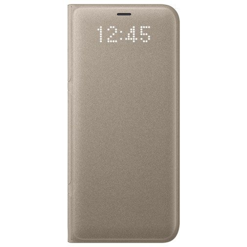 Productafbeelding van de Samsung LED View Cover Gold Galaxy S8
