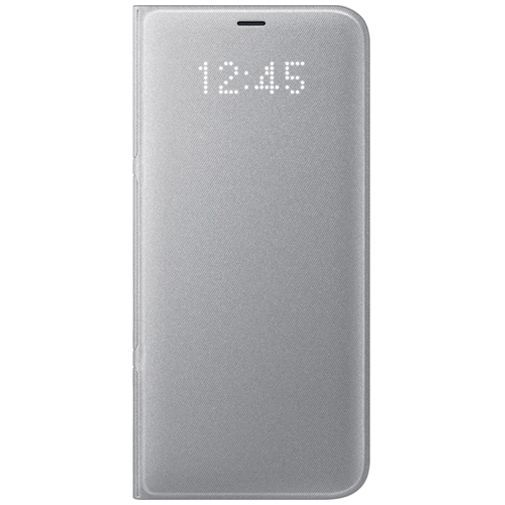 Productafbeelding van de Samsung LED View Cover Silver Galaxy S8+
