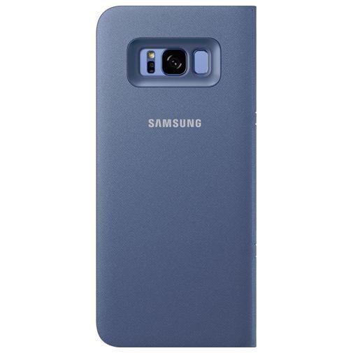 Productafbeelding van de Samsung LED View Cover Blue Galaxy S8+