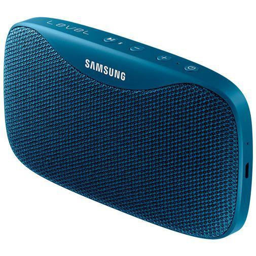 Productafbeelding van de Samsung Level Box Slim Speaker EO-SG930 Blue