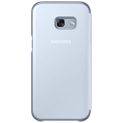 Productafbeelding van de Samsung Neon Flip Cover Blue Galaxy A3 (2017)