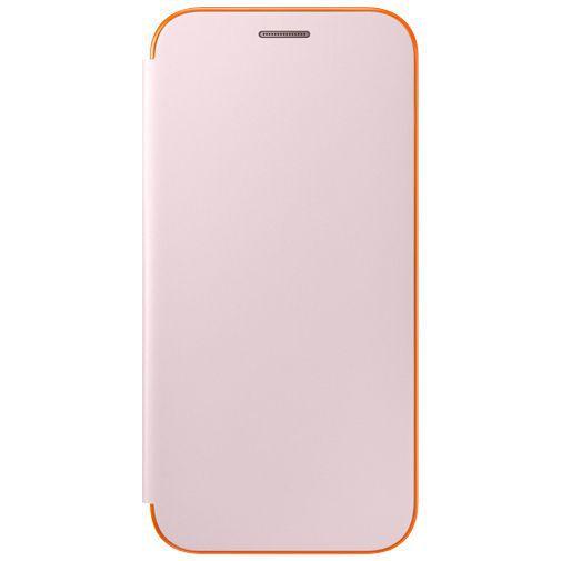 Productafbeelding van de Samsung Neon Flip Cover Pink Galaxy A5 (2017)