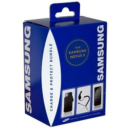 Productafbeelding van de Samsung Nexus S Charge and Protect Bundle