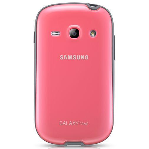 Productafbeelding van de Samsung Protective Case Pink Samsung Galaxy Fame