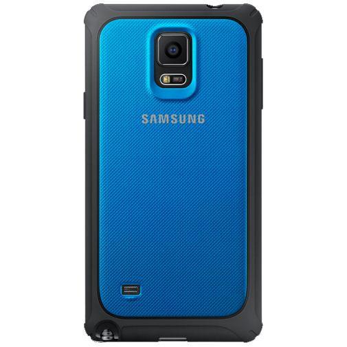 Productafbeelding van de Samsung Protective Cover+ Blue Galaxy Note 4
