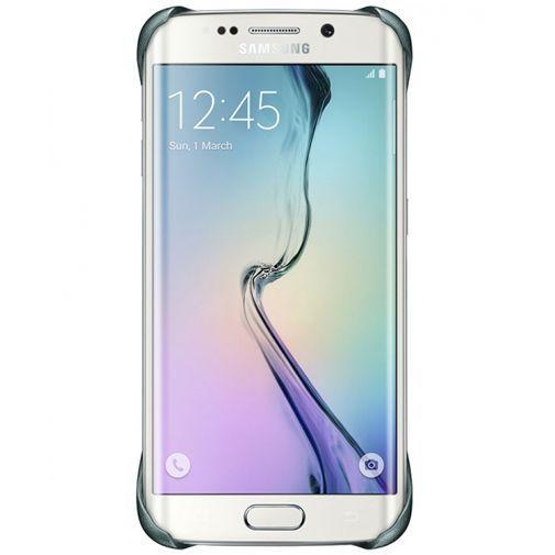 Productafbeelding van de Samsung Protective Cover Green Galaxy S6 Edge