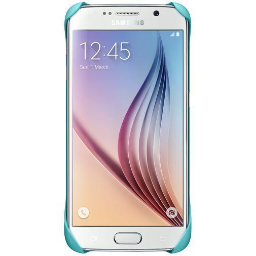 Productafbeelding van de Samsung Protective Cover Mint Galaxy S6