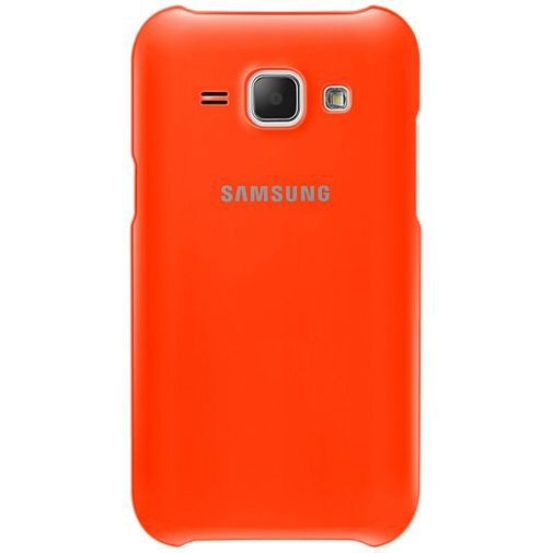 Productafbeelding van de Samsung Protective Cover Orange Galaxy J1