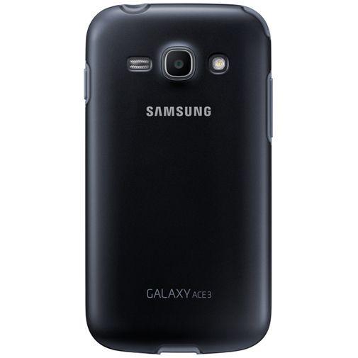 Productafbeelding van de Samsung Protective Cover+ Black Galaxy Ace 3