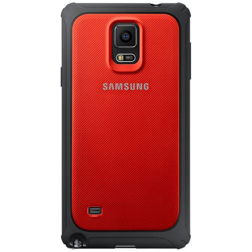 Productafbeelding van de Samsung Protective Cover+ Red Galaxy Note 4