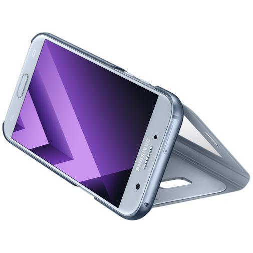 Productafbeelding van de Samsung S View Cover Blue Galaxy A5 (2017)