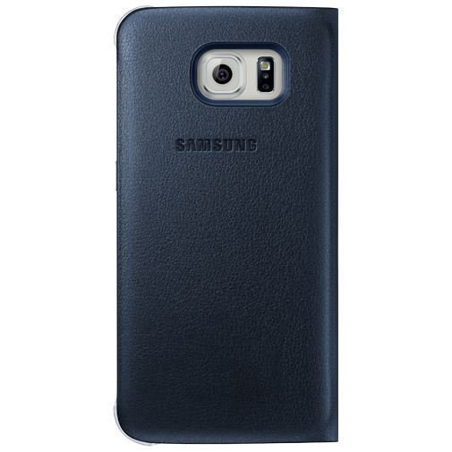 Productafbeelding van de Samsung S View Cover Original Black Galaxy S6