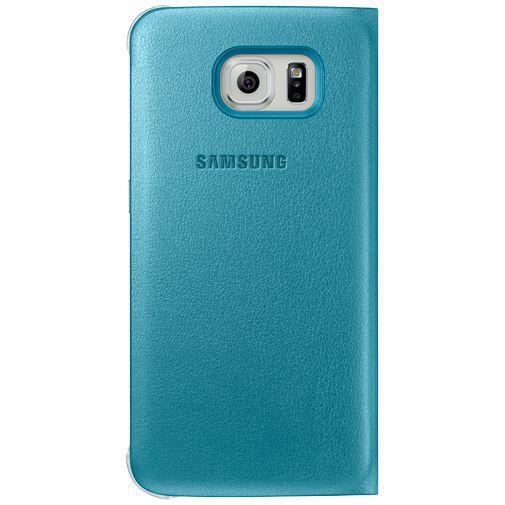 Productafbeelding van de Samsung S View Cover Original Blue Galaxy S6