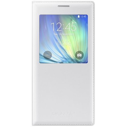 Productafbeelding van de Samsung S-View Cover White Galaxy A7