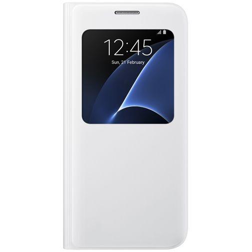 Productafbeelding van de Samsung S View Cover White Galaxy S7