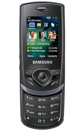 Productafbeelding van de Samsung S3550 Brandon Silver