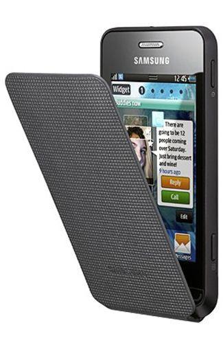Productafbeelding van de Samsung S7230 Wave TouchWiz Black