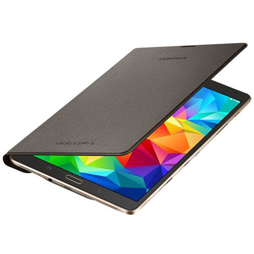 Productafbeelding van de Samsung Simple Cover Bronze Galaxy Tab S 8.4