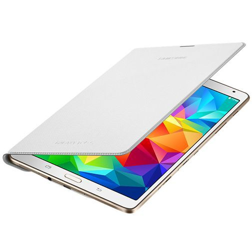 Productafbeelding van de Samsung Simple Cover White Galaxy Tab S 8.4