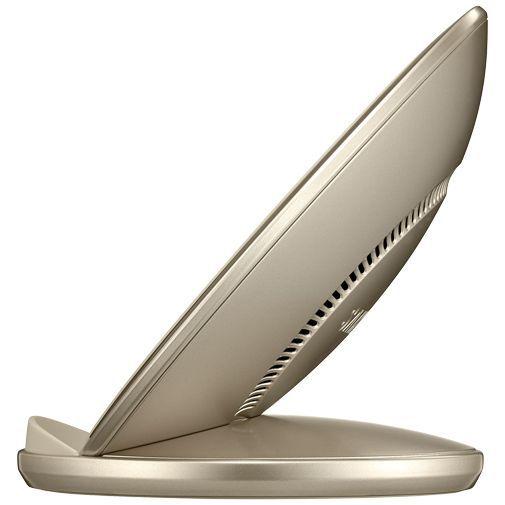 Productafbeelding van de Samsung Snelle Draadloze Lader Stand Gold