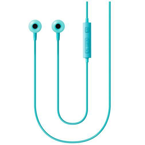 Productafbeelding van de Samsung Stereo Headset Met Microfoon HS130 Light Blue