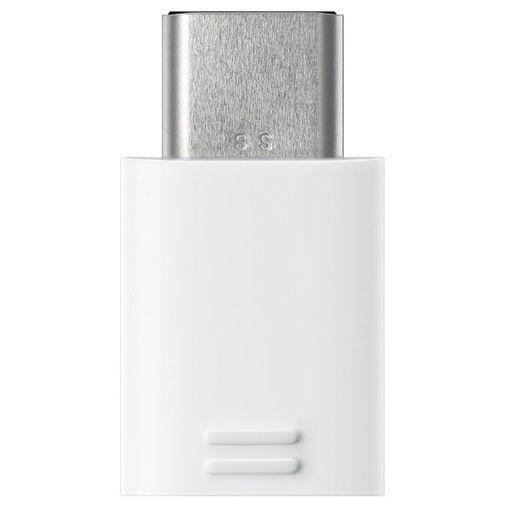 Productafbeelding van de Samsung Adapter MicroUSB naar USB-C EE-GN930 White