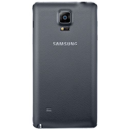 Productafbeelding van de Samsung Wireless Charging Cover Black Galaxy Note 4