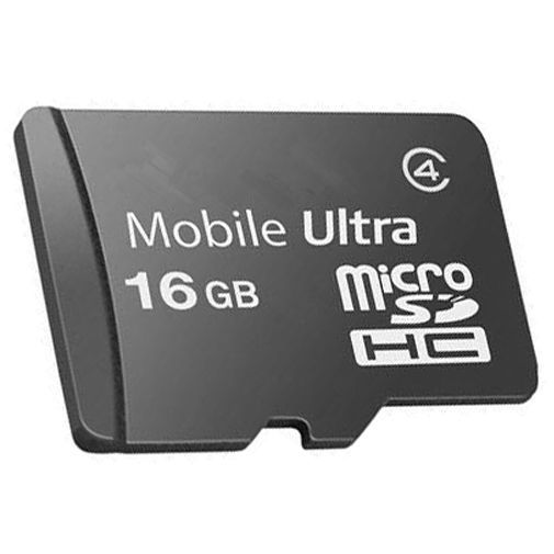 Productafbeelding van de SanDisk Mobile Ultra microSDHC 16GB