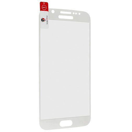 Productafbeelding van de ScreenArmor Glass Armor Edge-to-Edge Screenprotector Samsung Galaxy S6 White