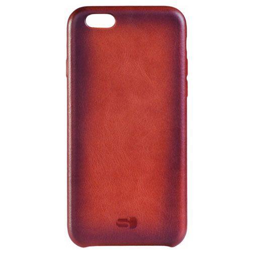 Productafbeelding van de Senza Desire Leather Cover Burned Cognac Apple iPhone 6/6S