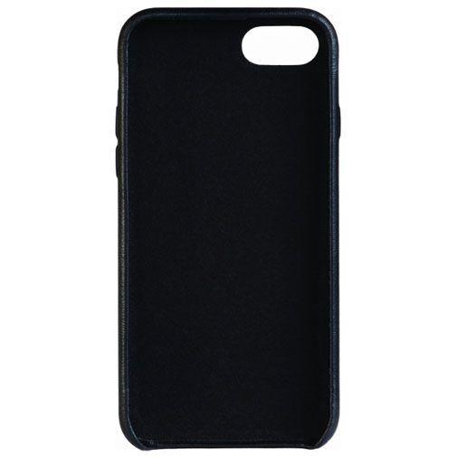 Productafbeelding van de Senza Pure Leather Cover Deep Black Apple iPhone 7/8