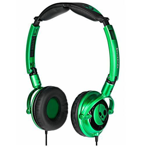 Productafbeelding van de Skullcandy Lowrider Green