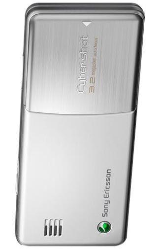Productafbeelding van de Sony Ericsson C510 Silver